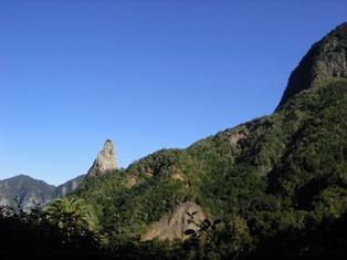 Путь к вулкану