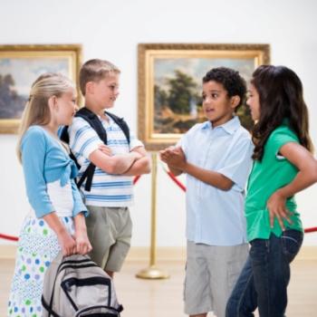 Экскурсия по музею с ребенком