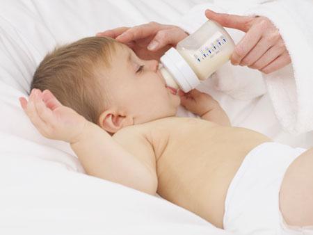 Соки и чай в детском питании