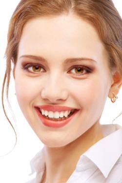Жемчужно белые зубы?