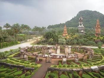 Тропический сад Нонг-Нуч
