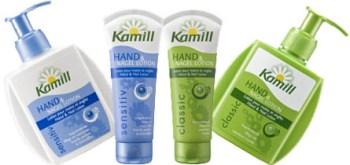 Крема для руки серии Kamill
