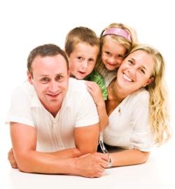 Позитивные семейные отношения