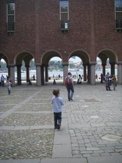 Стокгольм в Ратуше
