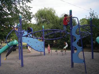 Стокгольм детский парк