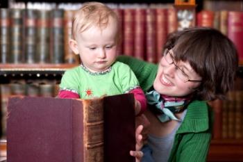 Зачем читать ребенку книги?