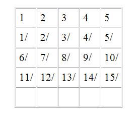 Тест от клуба ''АЗ-БУ-КА''