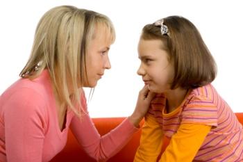 Говорим ребёнку важные вещи вскользь
