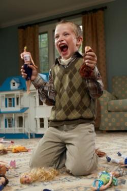 Агрессивный ребенок: понять и помочь