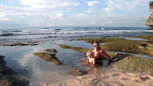 пляж Баланган на Буките