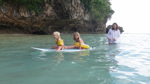 пляж Паданг-Паданг на Буките