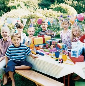 День рождения летом: сценарий праздника