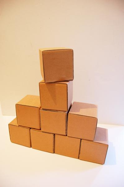 Детские кубики своими руками: безопасно и весело
