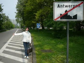 Автостопом по Европе