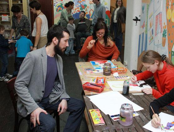Искусство - детям. Лучшие арт-студии для малышей