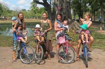 Ищу попутчика - подбираем компанию для отдыха с ребенком