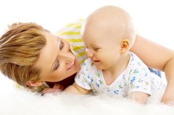 После родов: красивая грудь и плоский живот