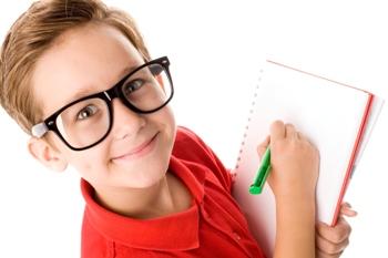 Воспитание ребенка с литературным дарованием