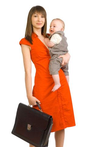 Мама на работе: выход из декрета - планируем утро, день и вечер