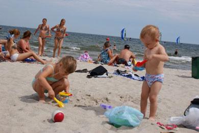 Труймясто: море, пляж, зоопарк, океанариум - и Кривой домик