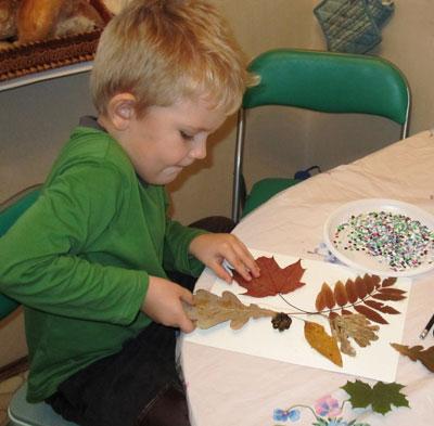 Творческие занятия с детьми. Азбука
