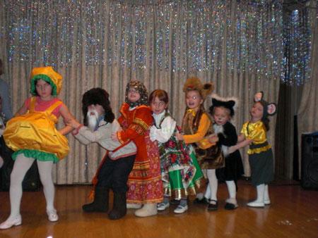 Театральная студия в детском центре Азбука