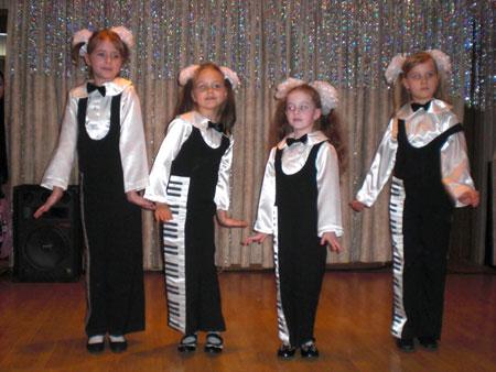 Вокальная студия, занятия музыкой для детей
