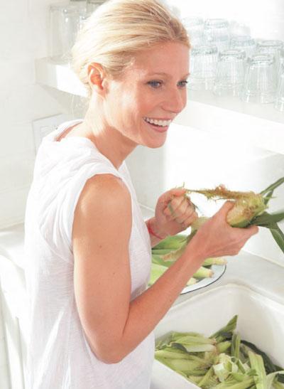 Кулинарные советы от Гвинет Пэлтроу
