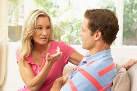 Если муж - ''маменькин сынок''. Как правильно построить свою семью