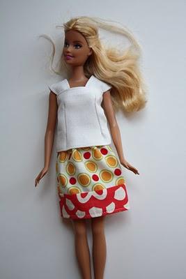 Шьем и вяжем для кукол барби своими руками