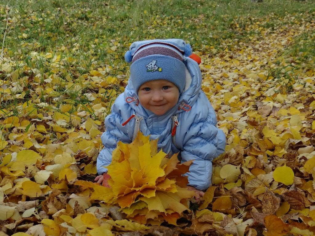 Осенняя фотосессия, воскресная пицца и путешествия всей семьей