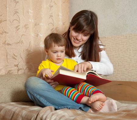 Ребенку - 1 год. Раннее развитие: с чего начинать?