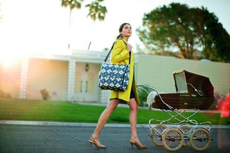 Самая женская сумка - сумка для мамы