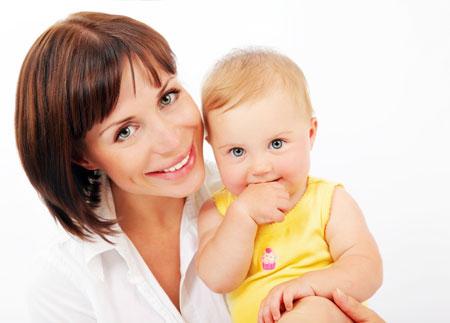 Грибки на миндалинах у ребенка фото