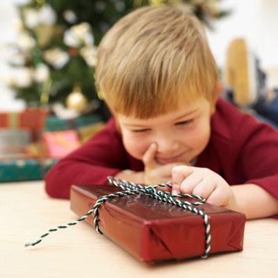 Новый год: что хотят получить в подарок ваши дети?