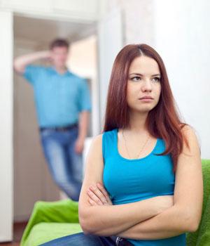 Бывший муж гнобит