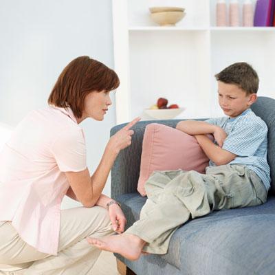 Плохое поведение: какая реакция правильная? Как сказать ребенку ''нет''