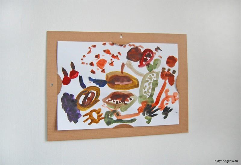 Рисунок рамки своими руками
