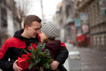 День всех влюбленных в Москве