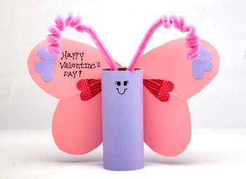 Подарки любимым своими руками: возьмите туалетную бумагу...