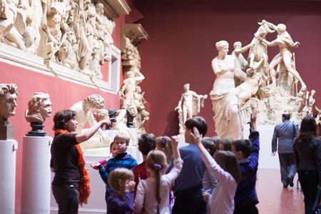 Ребенок и музей – памятка для родителей. Что сказать, во что играть