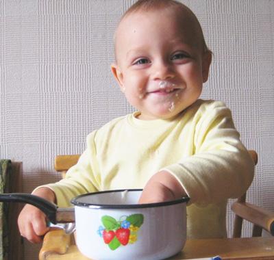 Как накормить ребенка? 4 совета от опытной мамы