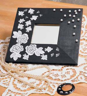 Подарки к 8 Марта – в технике декупаж: шкатулка и зеркало своими руками