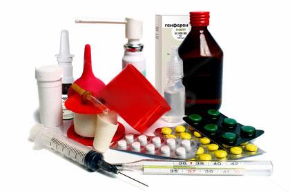 Что положить в домашнюю аптечку?