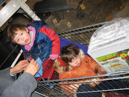 ''День балования'', или Шопинг с детьми – и с удовольствием