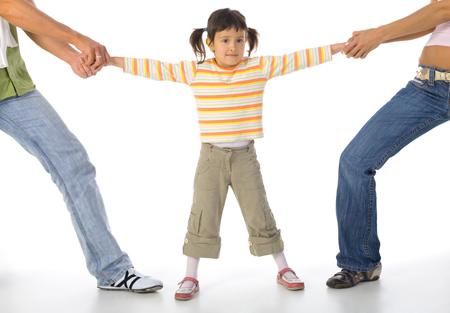 Проблемы в семье. Жить ли вместе ради ребенка? Чем опасны бабушки?