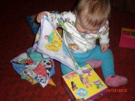 Игрушки и игры для детей своими руками
