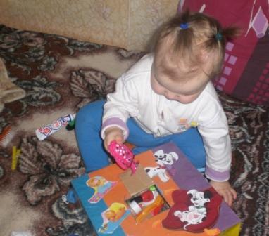 Игрушки своими руками мальчику 1 год