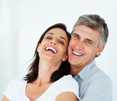 Интересная совместная жизнь женщины и мужчины средних лет в плане секса