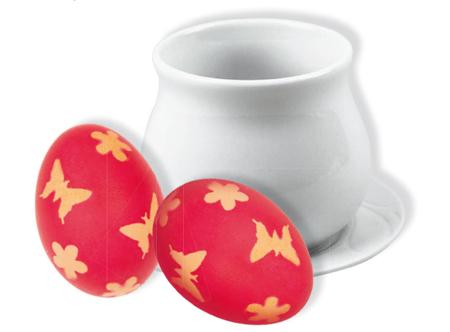 Пасхальные яйца – вместе с детьми: мастер-класс с фото